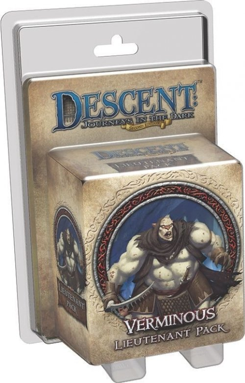 Descent: Journeys in the Dark (Second Edition) – Verminous Lieutenant Pack