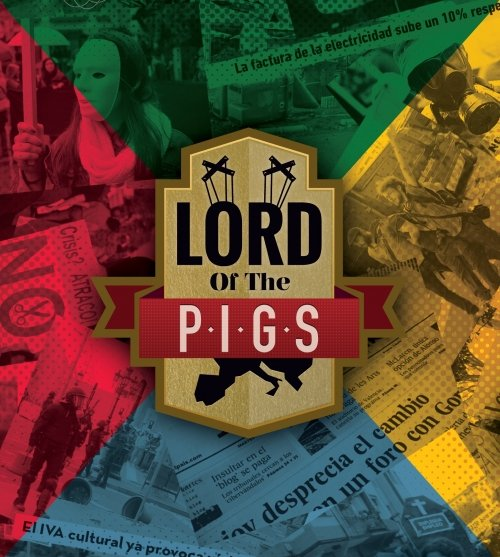 The Lord of the P.I.G.S.: Pata Negra