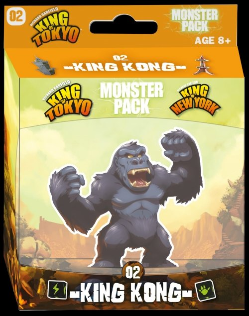 King of Tokyo/New York: Monster Pack – King Kong