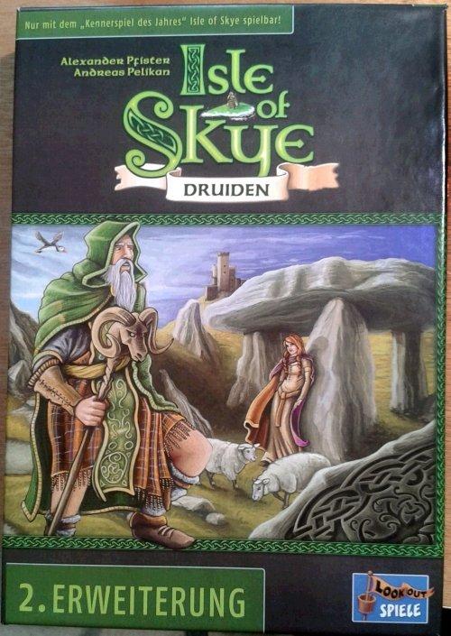 Isle of Skye: Druiden