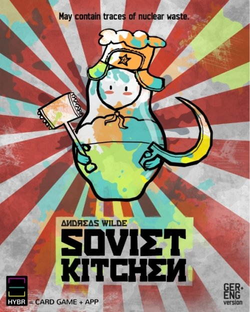 Soviet Kitchen Second Service