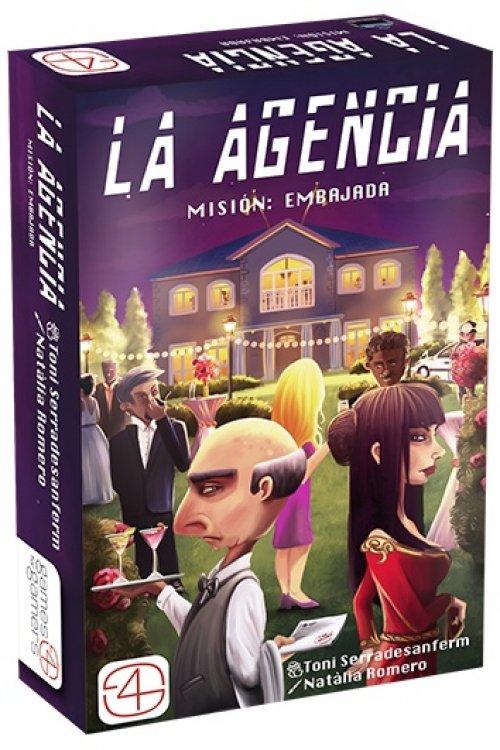 La Agencia: Misión Embajada