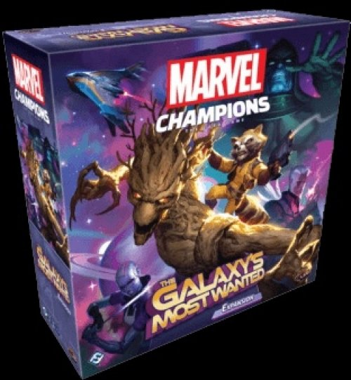 Marvel Champions: The Card Game – Galaxy's Most Wanted