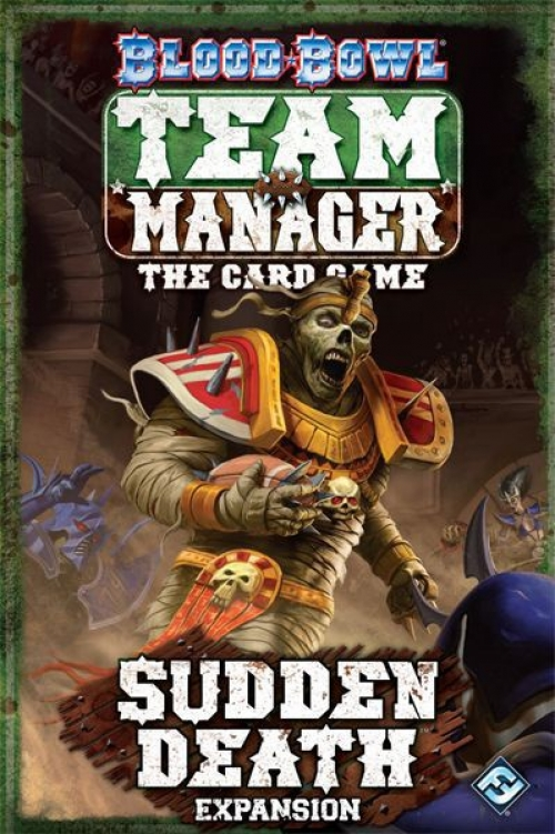 Blood Bowl: Team Manager – The Card Game: Sudden Death