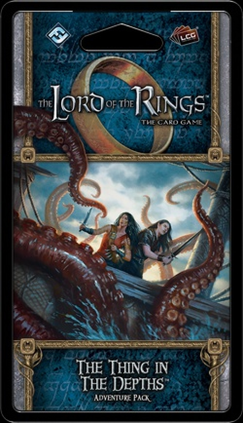 The Lord of the Rings: The Card Game – The Thing in the Depths