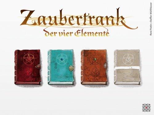 Zaubertrank der vier Elemente