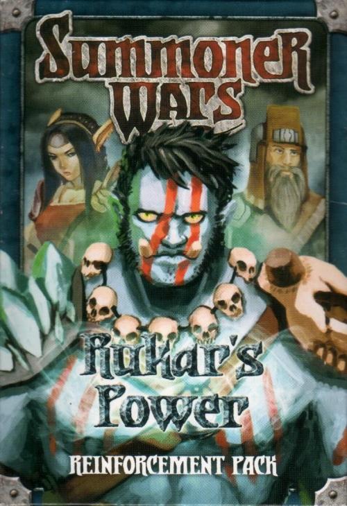 Summoner Wars: Rukar's Power Reinforcements Pack