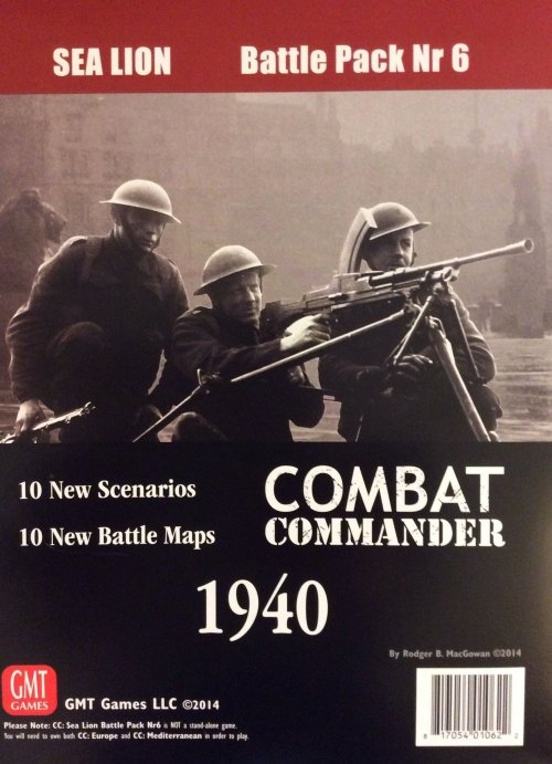Combat Commander: Battle Pack #6 – Sea Lion