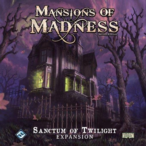 Las Mansiones de la Locura: Segunda Edición – El Santuario del Crepúsculo