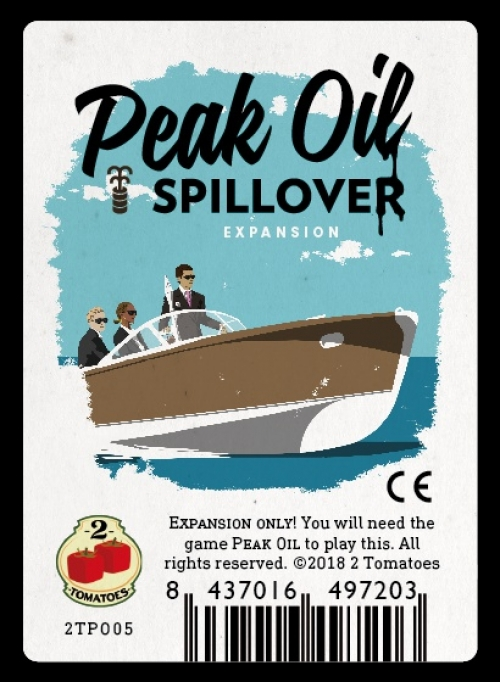 Peak Oil: Spillover