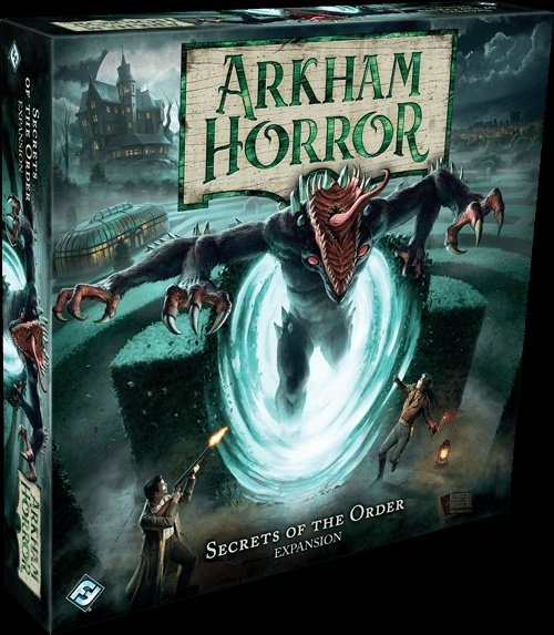 Arkham Horror (Third Edition): Secrets of the Order