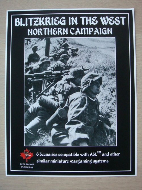 Blitzkrieg in the West: Northern Campaign