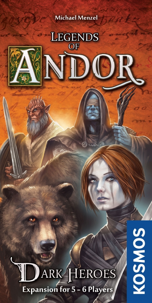 Legends of Andor: Dark Heroes