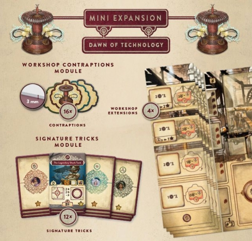 Trickerion: Dawn of Technology