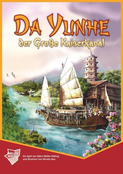 Da Yunhe: Der Grosse Kaiserkanal