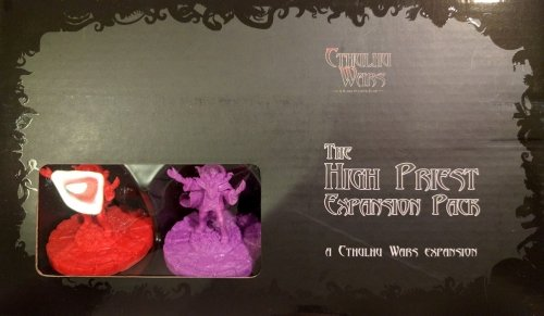 Cthulhu Wars: High Priest Expansion Pack
