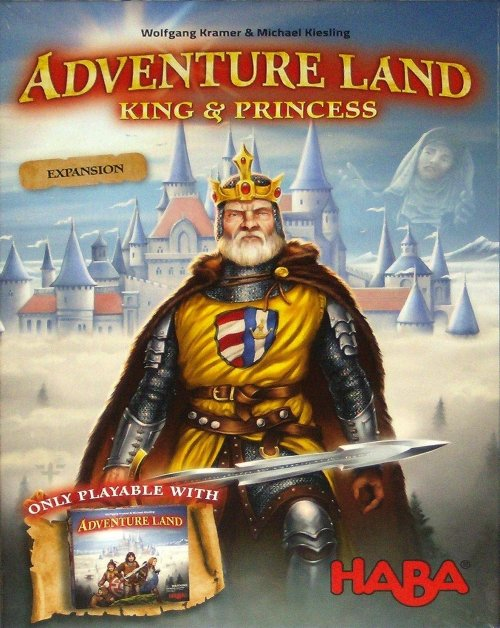 Adventure Land: King and Princess