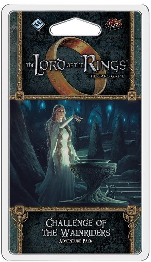 El Señor de los Anillos: El Juego de Cartas – El Desafío de los Aurigas