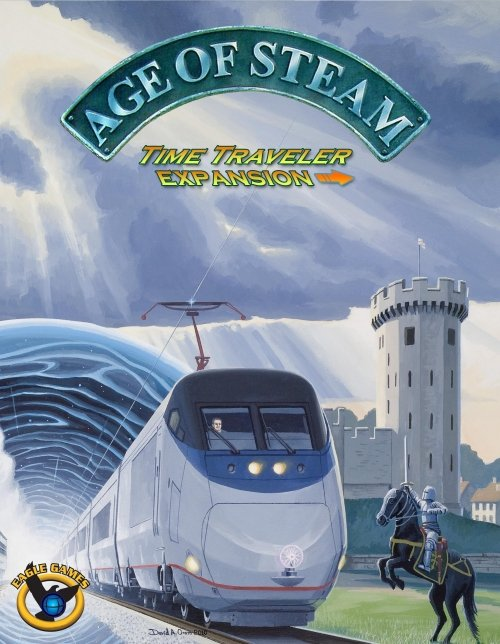 Age of Steam: Time Traveler