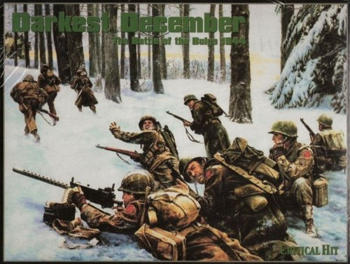 Darkest December: Battle of the Bulge 1944