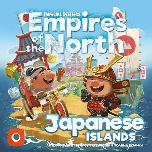 Colonos del imperio: Imperios del Norte – Islas Japonesas
