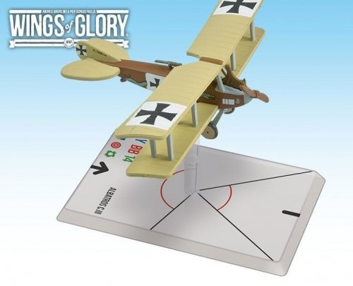 Wings of Glory: World War 1 – Albatros C.III