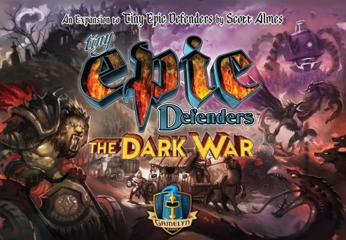 Tiny Epic Defenders: The Dark War