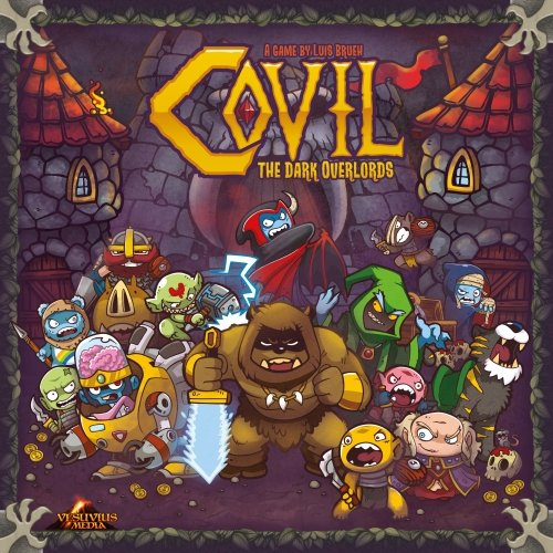 Covil: The Dark Overlords