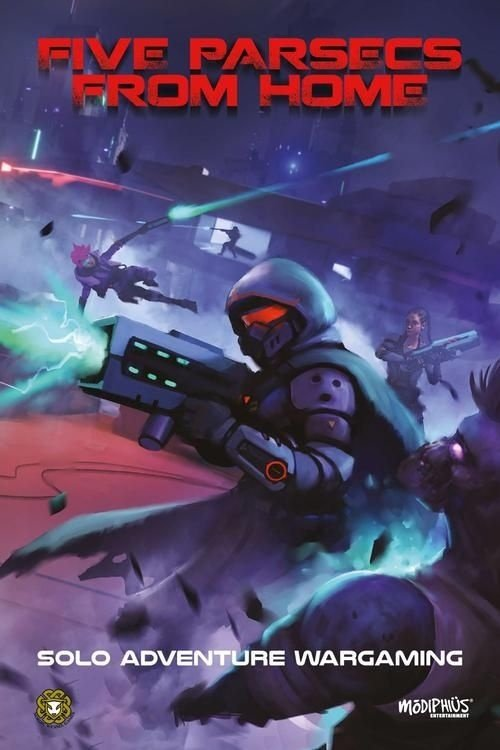 Five Parsecs From Home: Solo Adventure Wargaming