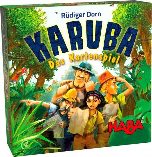 Karuba: Das Kartenspiel
