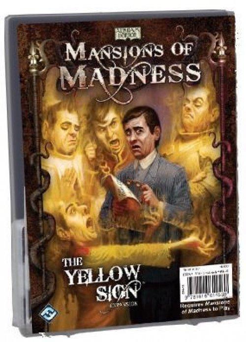 Las Mansiones de la Locura: El Signo Amarillo.
