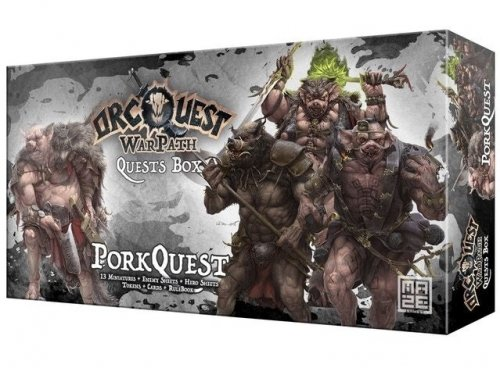 OrcQuest WarPath: Quests Box – PorkQuest