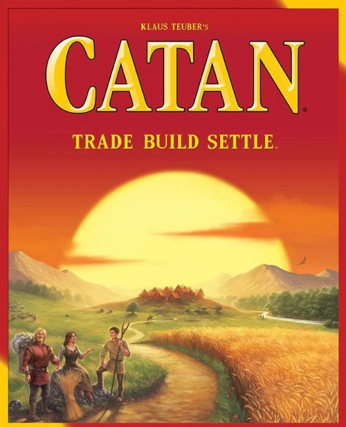The Settlers of Catan Aniversario