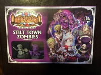 Super Dungeon Explore: Stilt Town Zombies Warband