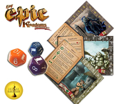 Tiny Epic Kingdoms 2nd Edition: Deluxe Promo Pack