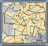 France (fan expansion for Ticket to Ride)