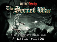 Achtung! Cthulhu: The Secret War
