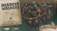 Zombicide: Black Plague – Deadeye Walkers