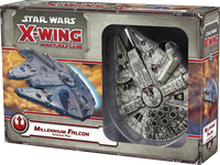 Star Wars: X-Wing Miniatures Game – Millennium Falcon Expansion Pack