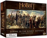 The Hobbit: An Unexpected Journey - Journey to the Lonely Mountain Strategy Game