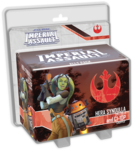 Star Wars: Imperial Assault – Hera Syndulla y C1-10P: Pack de Aliado