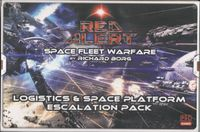 Red Alert: Space Fleet Warfare – Logistic and Space Platform Escalation Pack
