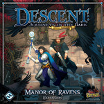 Descent: Journeys in the Dark (Second Edition) – Manor of Ravens