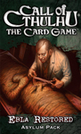 Call of Cthulhu: The Card Game - Ebla Restored Asylum Pack