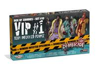Zombicide Box of Zombies Set #10: VIP #1 – Very Infected People