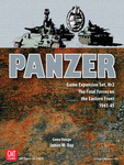 Panzer: Game Expansion Set, Nr2 - The Final Forces on the Eastern Front 1941-44