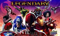 Legendary: A Marvel Deck Building Game – Civil War