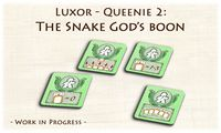 Luxor: Queenie 2 – The Snake God's Boon