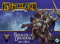BattleLore (Second Edition): Heralds of Dreadfall Army Pack