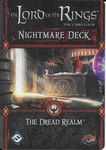 The Lord of the Rings: The Card Game – Nightmare Deck: The Dread Realm